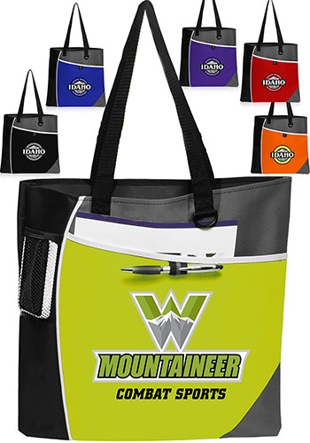 Polyester Tote Bag - 15 W x 15 H