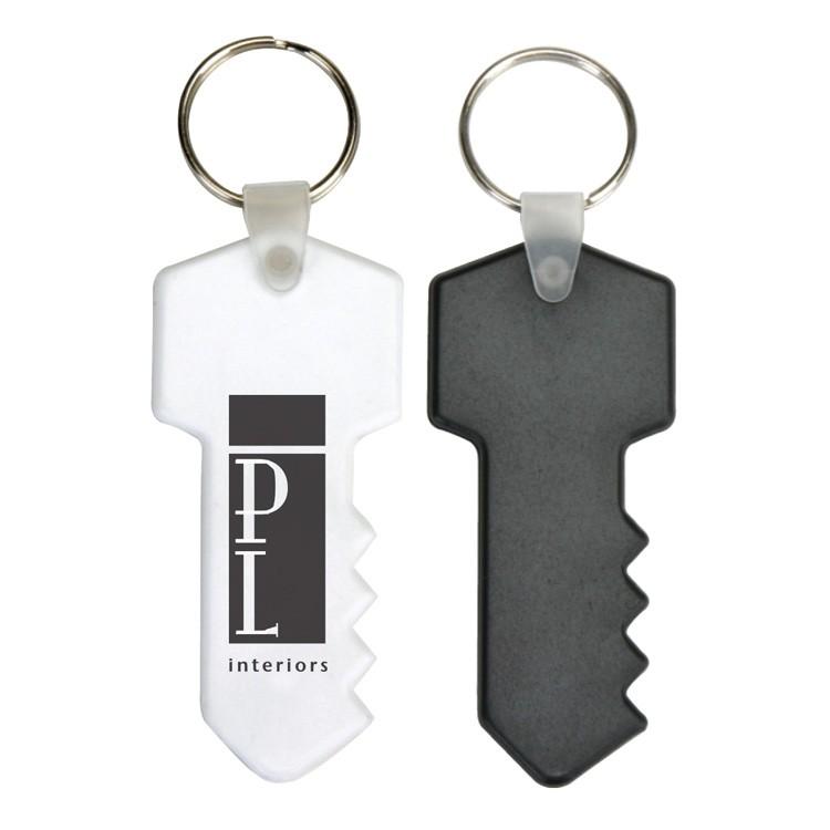Key Soft PVC Keytag