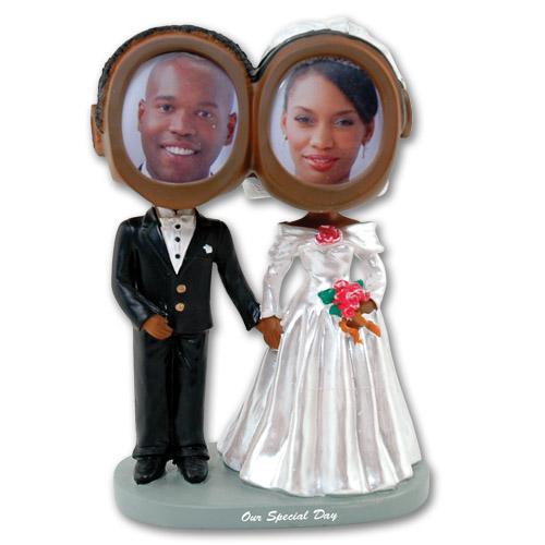 Wedding Couple Bobblehead - DST