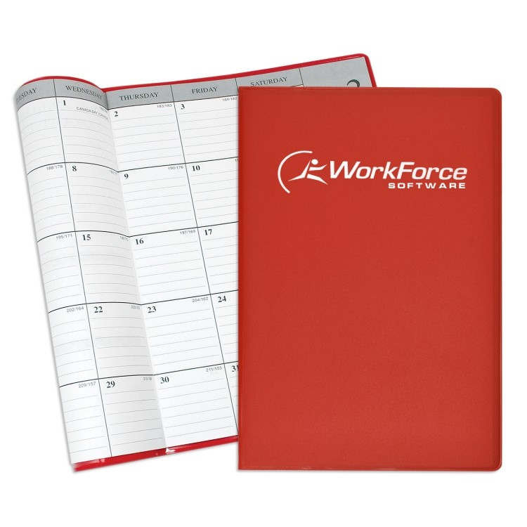 Promotional Planners Custom Logo Printed