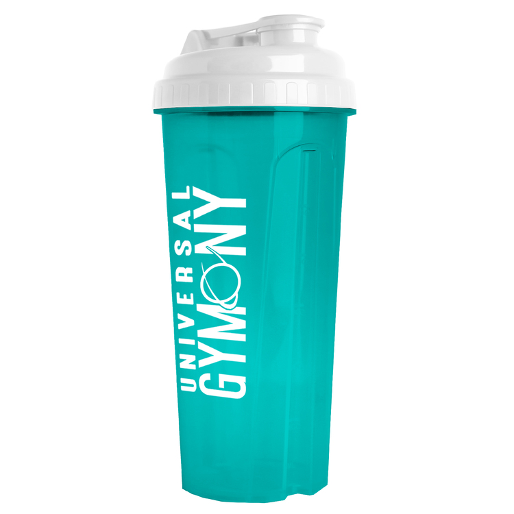 24 oz / 750 ml Sport Shaker Cup with Drink-Thru Lid.