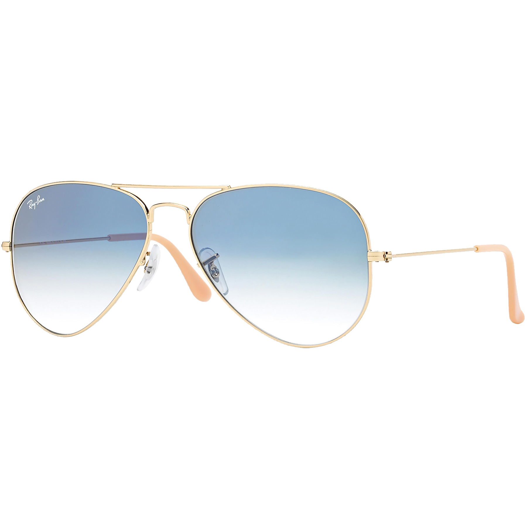 Ray-Ban Aviator Sunglasses - Blue Gradient - 0RB30250013F   Magnets.com f7e9e8cd9c0f