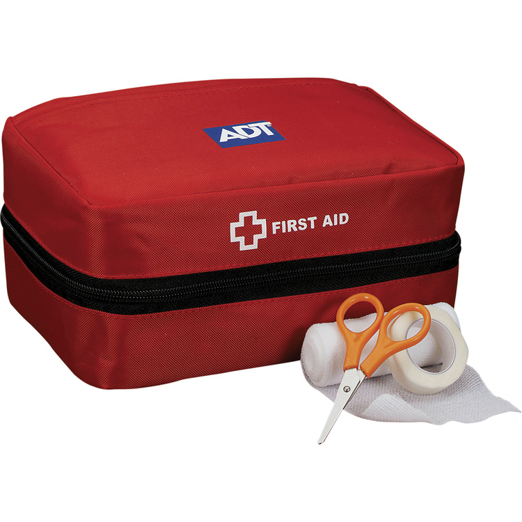 StaySafe Travel First Aid Kit - 420d Polyester