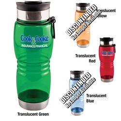 Apollo Polycarbonate Bottle - Drinkware
