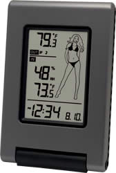 Wireless Temperature Station with Advanced Icon