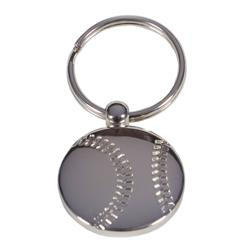 Baseball Metal Key Holder