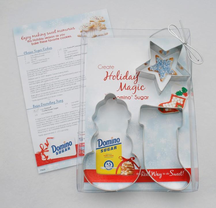 3-piece Custom Cookie Cutter Gift Set