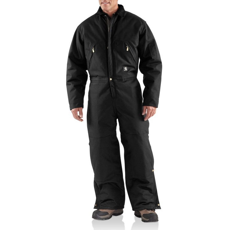 Extremes® Coverall / Arctic-Quilt Lined