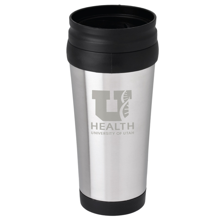 16 oz. Stainless Steel Travel Tumbler Mug