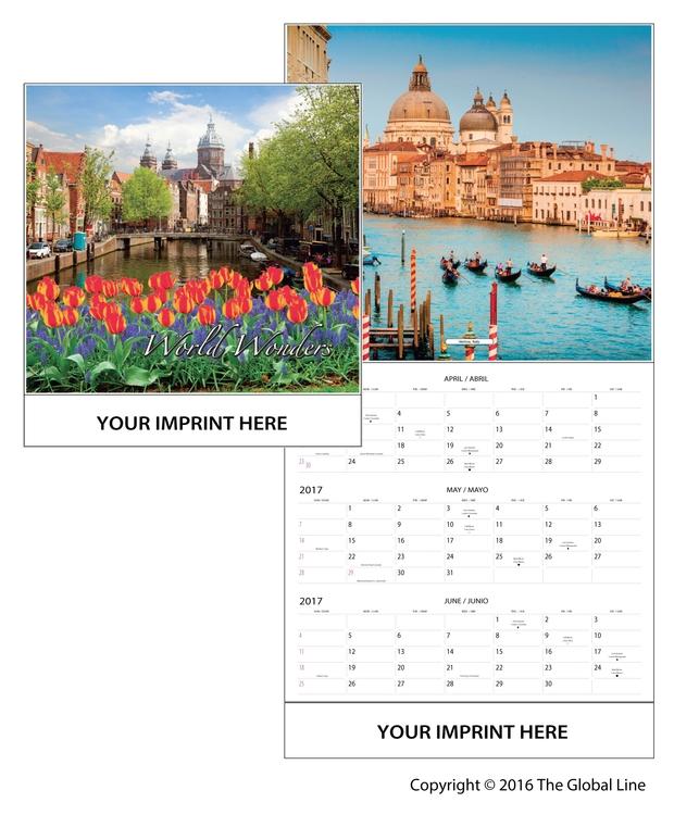 Supreme Calendars / World Wonders