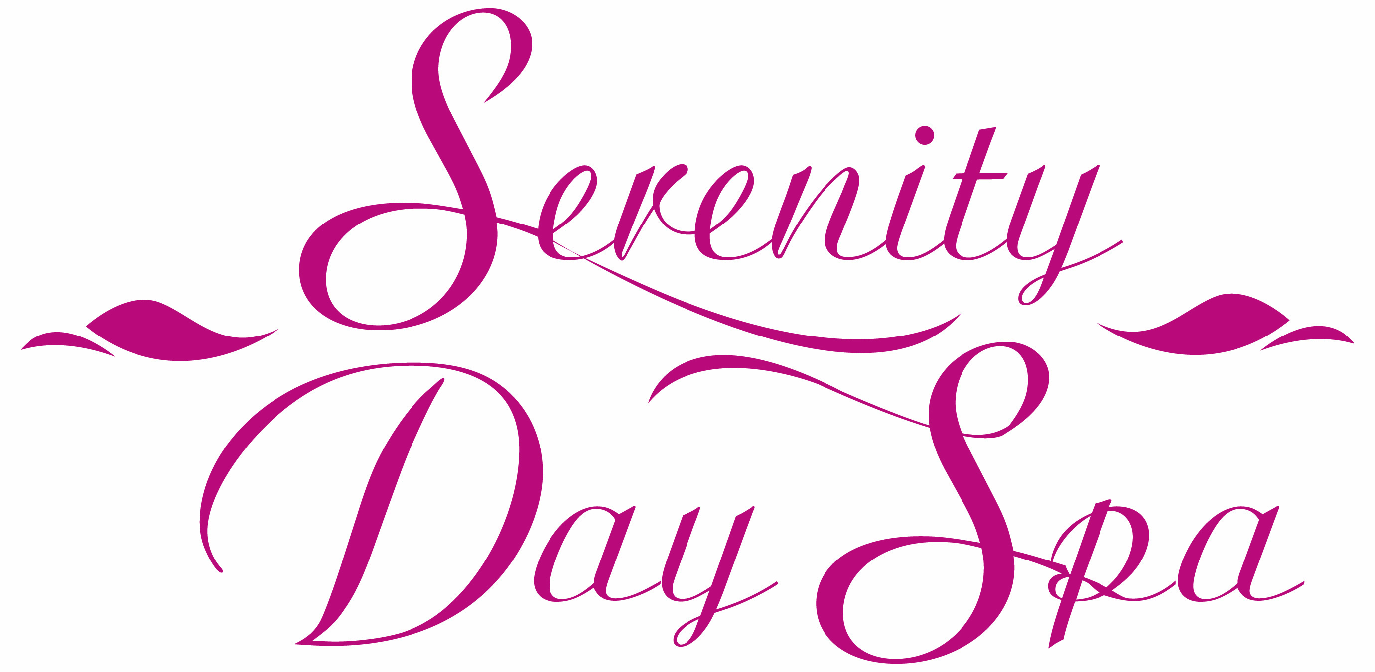Serenity Day Spa logo