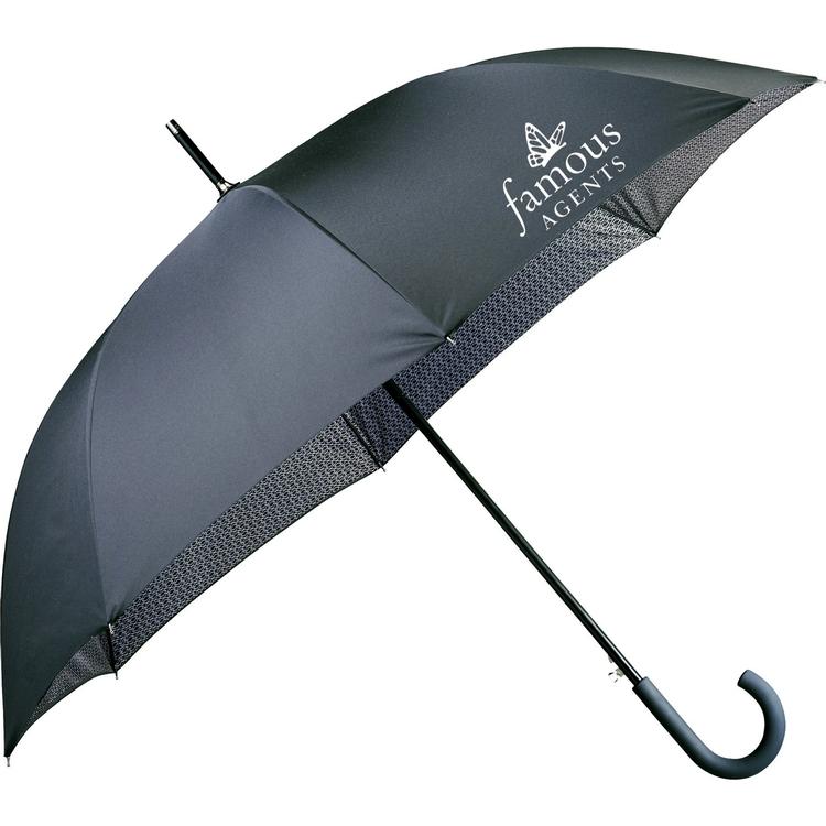 48 Inch Auto Open Fashion Umbrella CLEARANCE