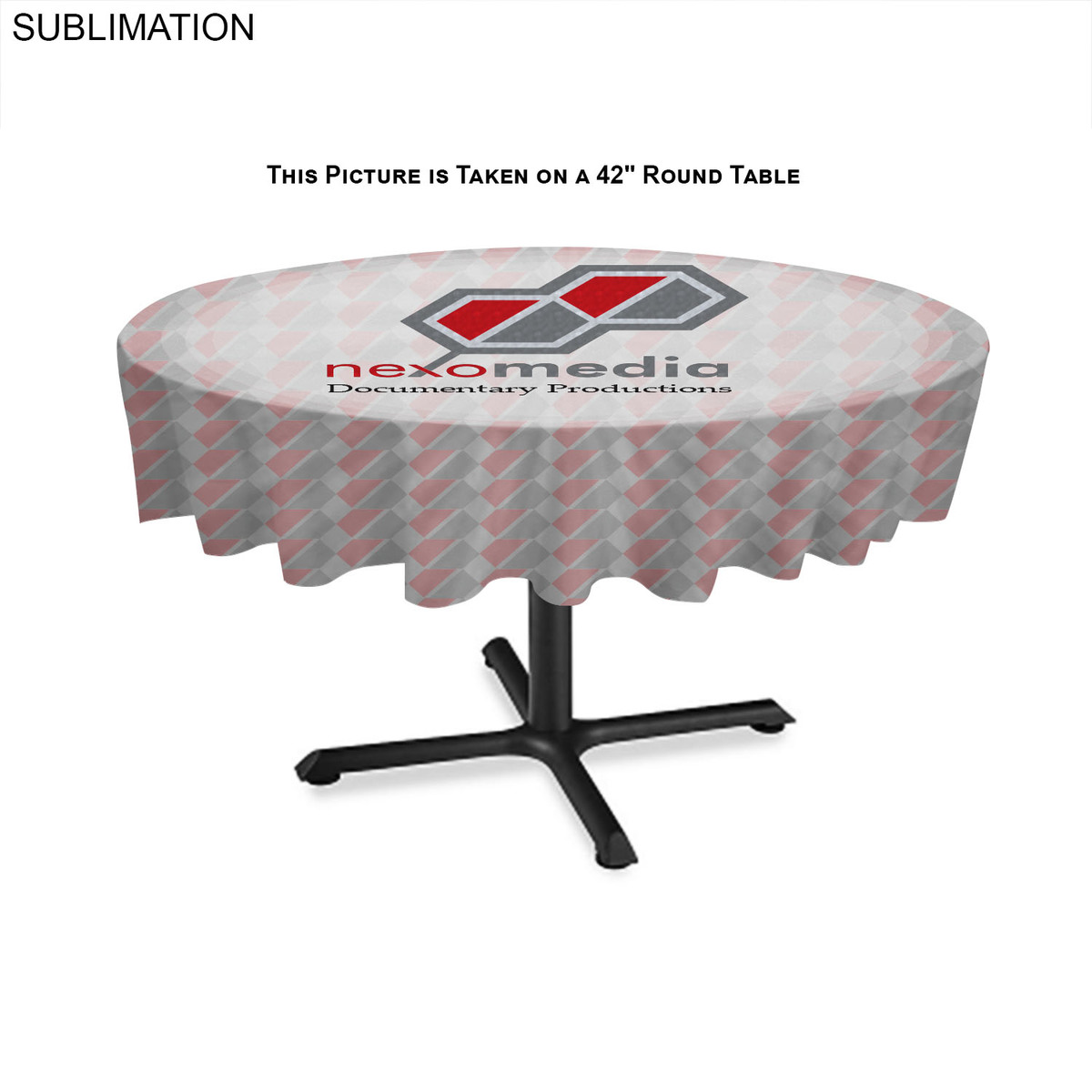 Round Table cloth, 60