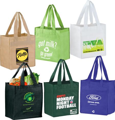 Non Woven Polypropylene GroceryTote Bags
