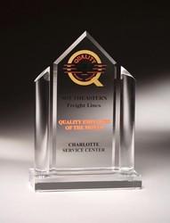 ALPHA - Corporate Acrylic Award