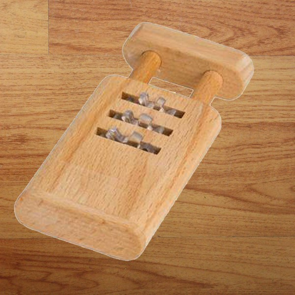 Wooden Lock Puzzle-IQ Locker-Combination Lock