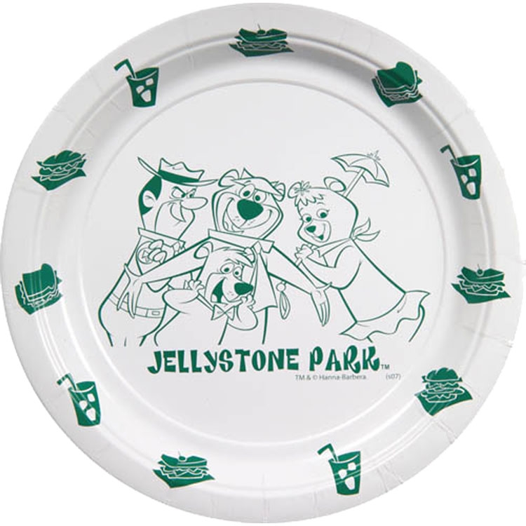Paper Plates - 9 inch