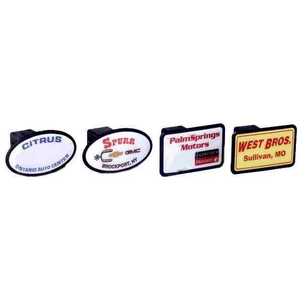 West Brothers Sullivan Mo >> Urethane Domed Trailer Hitch Cover