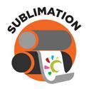 sublimation logo image