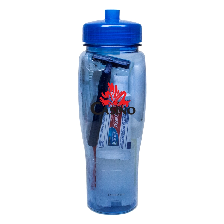 HYDRO COMPLETE OVERNIGHT KIT WITH WATERBOTTLE