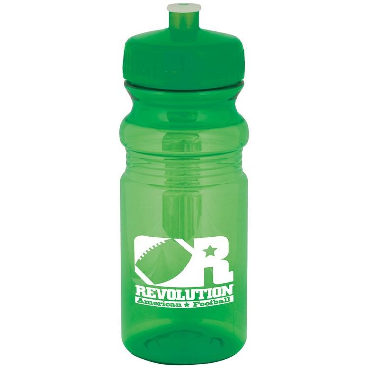 20 oz  Polyclear Bottle