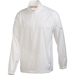 Men's Puma Golf 1/2 Zip LS Wind Jacket