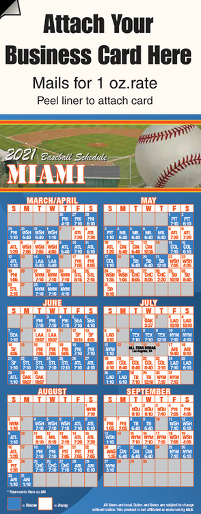 Professional Baseball-Miami