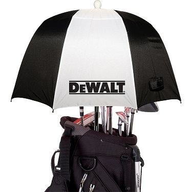 custom umbrellas logo golf bag club canopy promotion corporate gifts