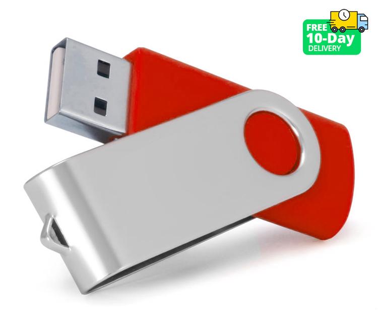 Classic Swivel Flash Drive