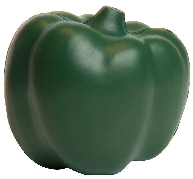 Green Bell Pepper Squeezies Stress Reliever