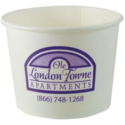 16 oz. Paper Dessert Cup