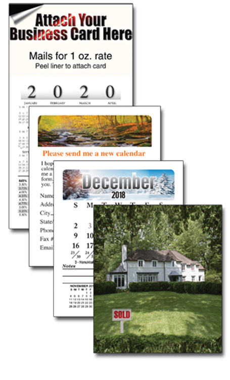 13 month multi purpose business card calendar with cover mpc 101 additional images reheart Choice Image