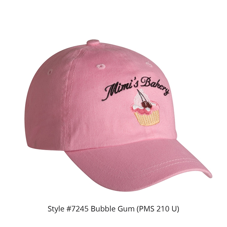 Ladies Cap with Short Visor