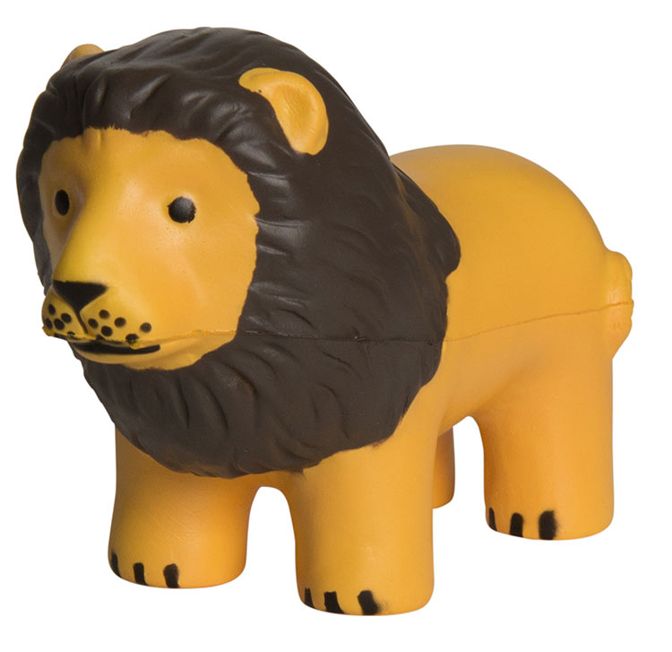 Lion Squeezies Stress Reliever