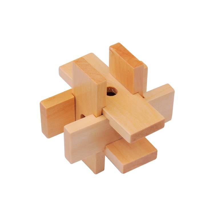 Adornment Wooden Puzzle