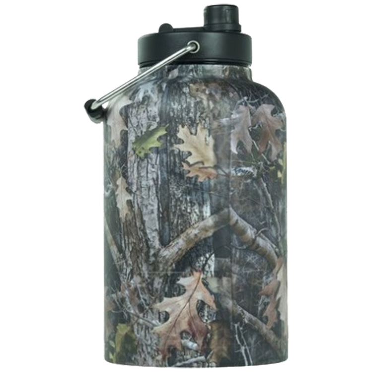 63a1f71e6d RTIC One Gallon Camo Stainless Steel Jug. # RS-ONEGCAMO-DC