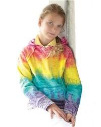 Girls' Courtney V-Notch Sweatshirt