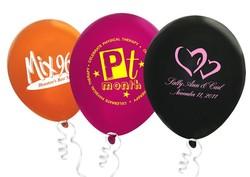 11 Crystal Color Latex Balloon