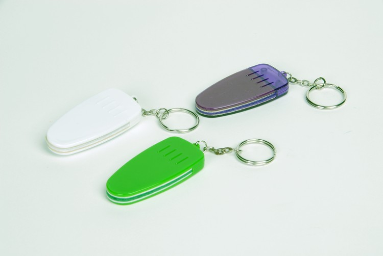 Key Ring CD Cleaner