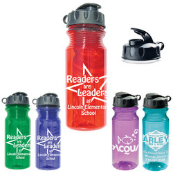 21oz Eco-Fresh Sports Bottle