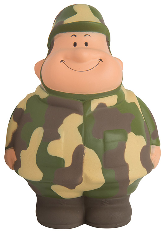 Army Bert Squeezies Stress Reliever