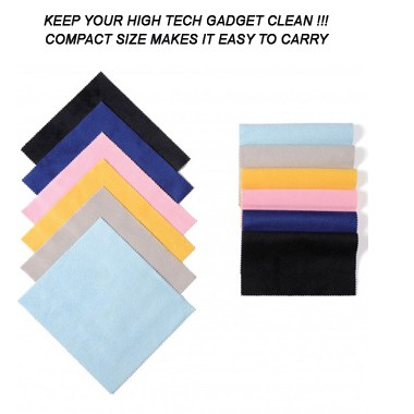 Chamois Style Micro Cleaning Cloth