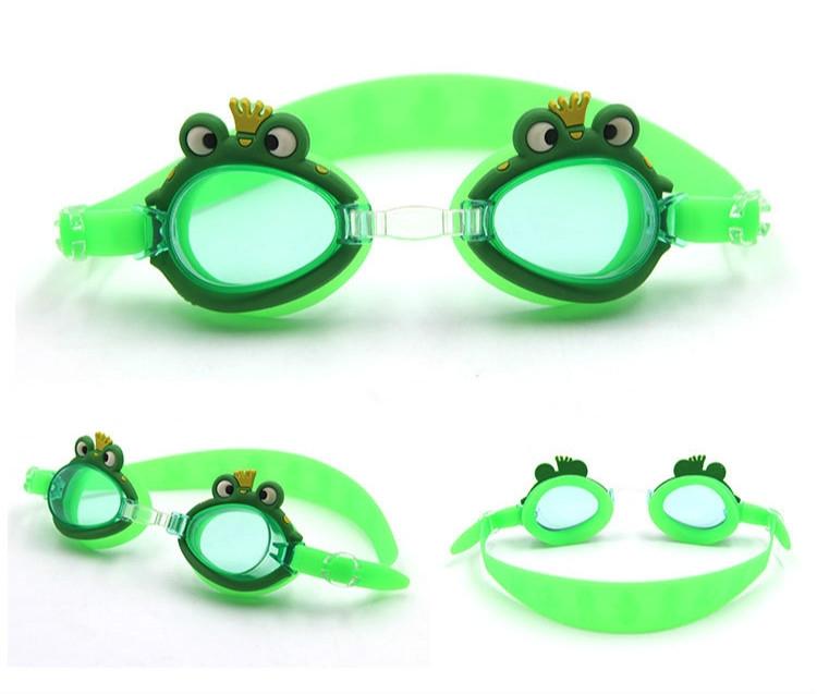 Kids Fog-Proof Swimming Goggles