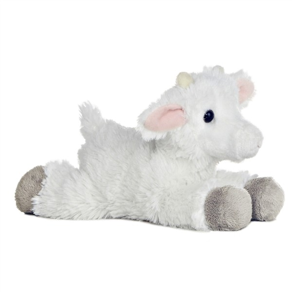 Custom 8 Kid the Stuffed Plush Goat