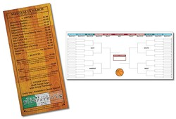 Rack Card / Menu Insert - 4x9 - 10 pt. Matte Coated Paper