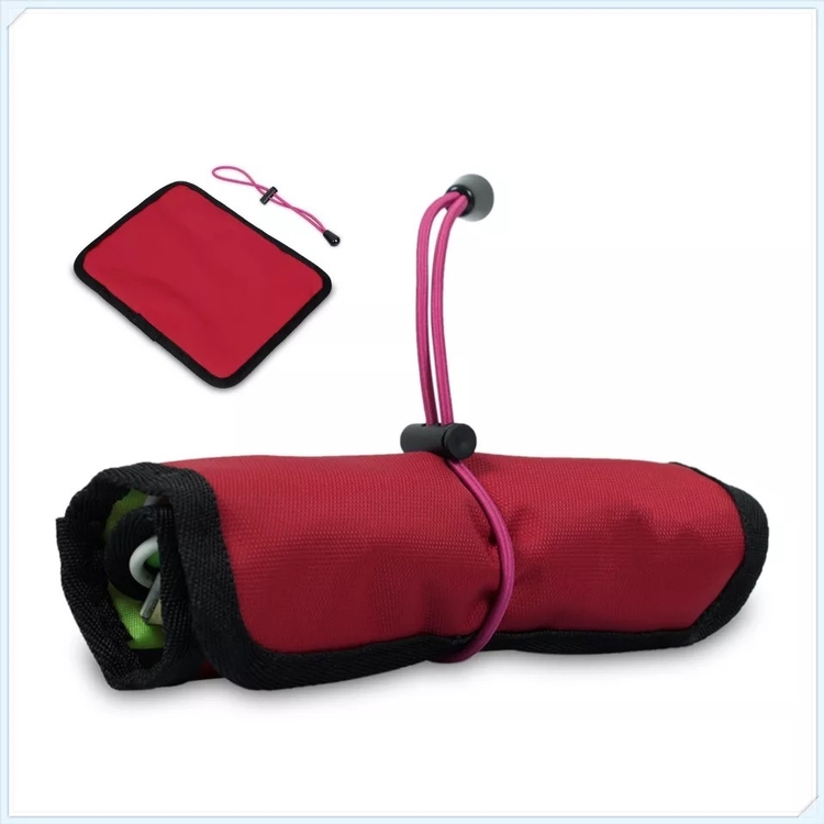 New Nylon Roll-up Tech Case
