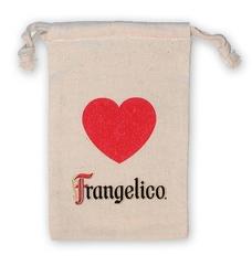 Weedy 100% Natural Cotton Drawstring Bag 5x8