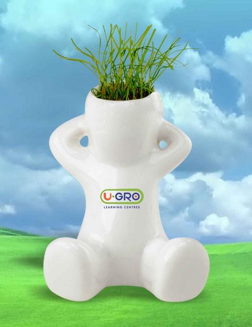 Grow Guy Planter / Plant Head