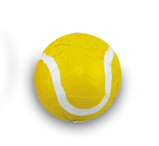 Bulk Chocolate Tennis Balls