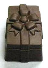 CHOCOLATE BOX SMALL WITH BOW LID
